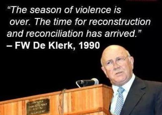 Sa Was Given To The Violent Anc It Was Called A Dream
