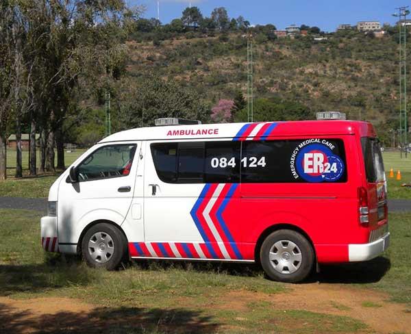 Er24 Paramedics Robbed At Howick Falls In Kwazulu Natal
