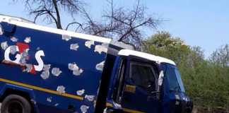Cash-in-transit heist South Africa