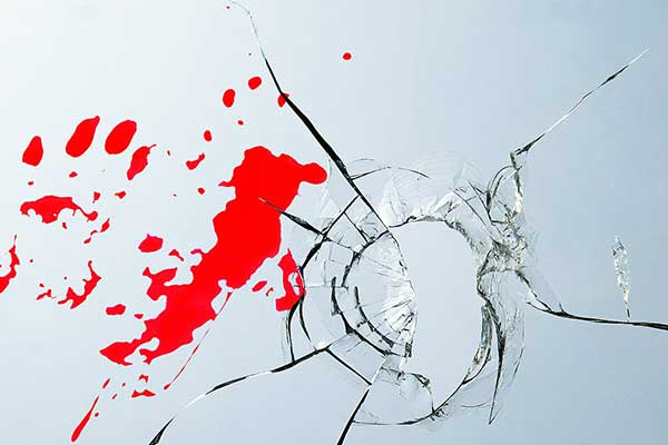 bullet-hole-glass