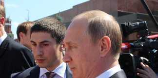 Vladimir Putin has been the President of Russia since 7 May 2012