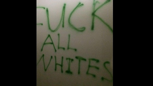 Image result for fuck whites