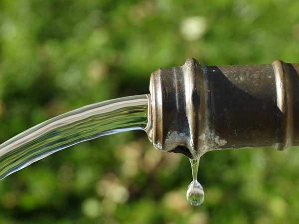 Water, sanitation prerequisites for economic growth