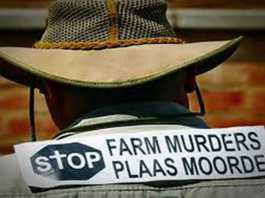 Stop Farm Murders in South Africa