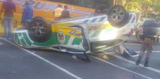 ANC-protesters-cause-havoc-in-Pretoria