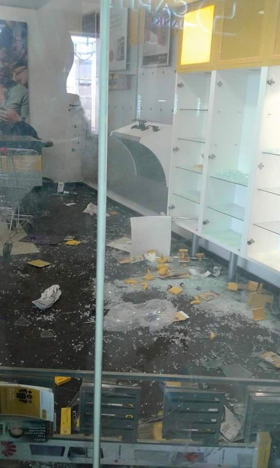 Central-City-mall-Mabopane-looted-shop