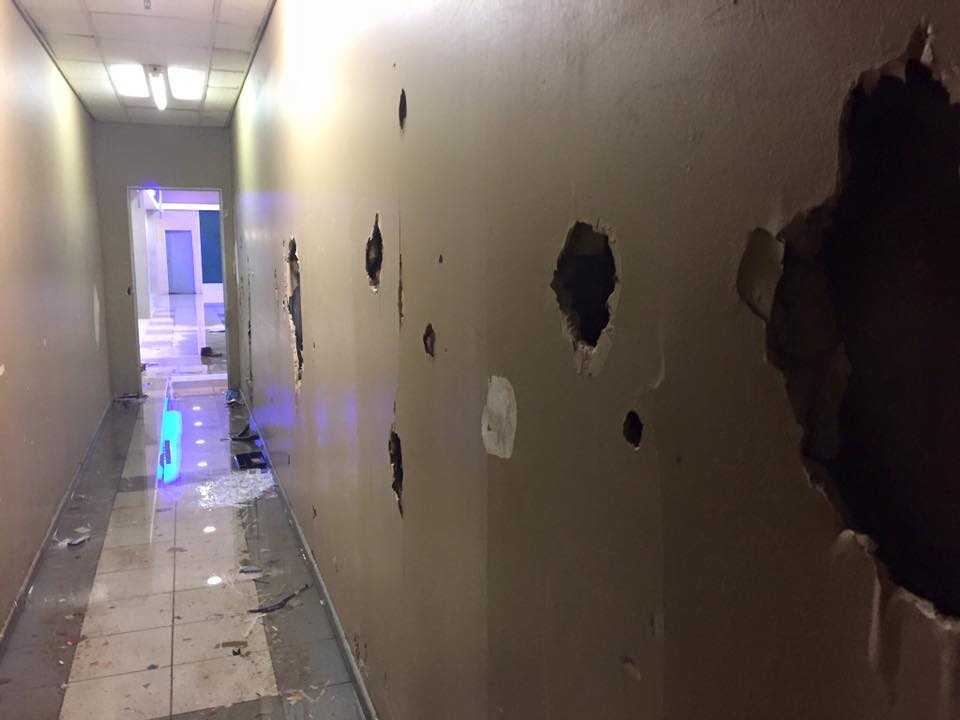 Central-City-mall-Mabopane-protest-damage
