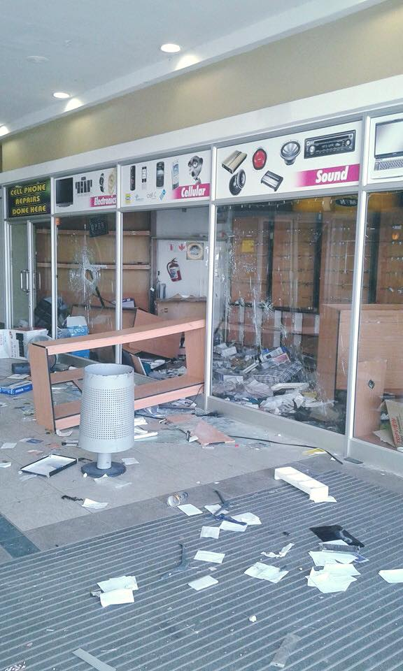 Central-City-mall-Mabopane-protest