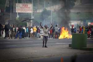 Durban-protest