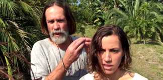 Sodwana Bay guesthouse owner Andre Slade. Photo: YouTube