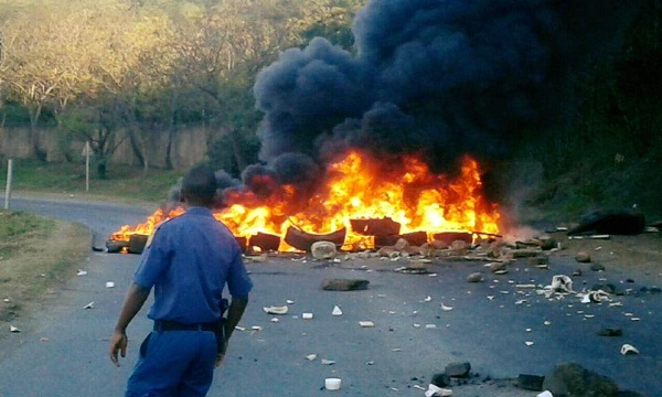 Durban Protests Not Over As Demonstrators Demand Change