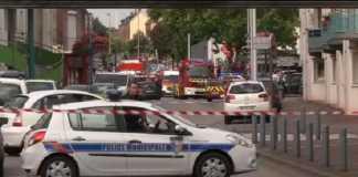 France Hostage Taking