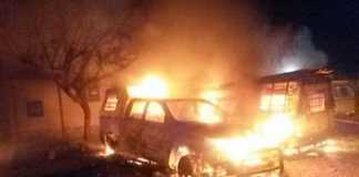 Violent-protest-in-Refilwe-Township-in-Cullinan