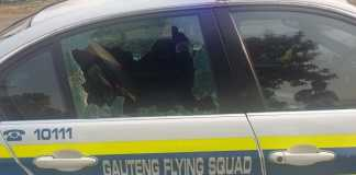 police-car-after-shootout-in-centurion