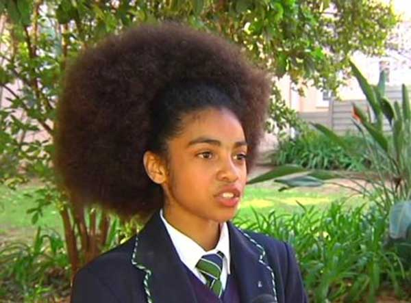 Hair Trends And Racism In South Africa South Africa Today
