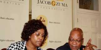 Dudu Myeni - Jacob Zuma