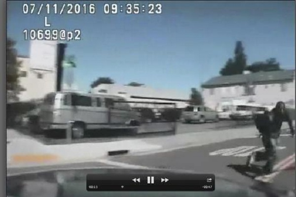 Police Dash Camera >> Sacramento family wants charges for black man shot by police | South Africa Today