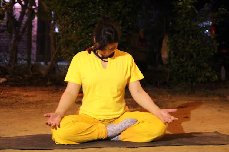Chakra Beej Kriya Agya Chakra by Yogi Ashwini   South Africa Today