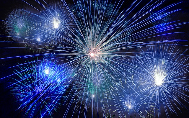 New Year celebrations - compliance with the use of fireworks