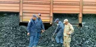 Dagga smuggled from Swaziland in coal trucks. Photo: SAPS