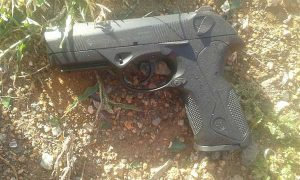 Manhunt for armed suspects in botched cash-in-transit robbery. Photo: SAPS