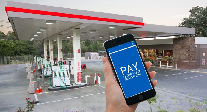 Introducing the cash-free and cardless way to fill up fuel