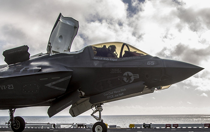 US Military Orders 130 More F-35 Joint Strike Fighters