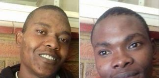 Three fugitives escaped from Machadodorp police holding cells. Photo: SAPS