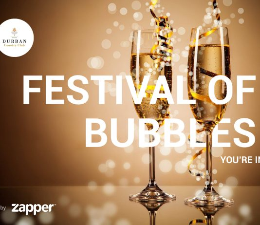 Festival of Bubbles at The Durban Country Club