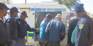 House robbery suspect swiftly arrested, two accomplices sought. Photo: SAPS