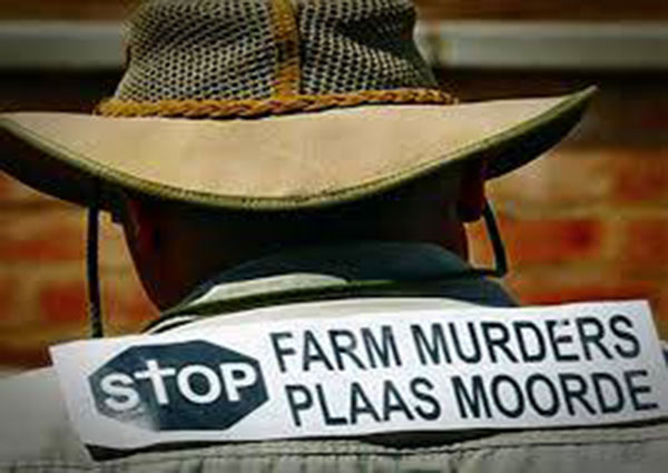 Elderly couple attacked on farm, man shot and killed