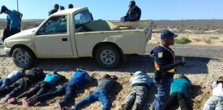 Phakisa operation leads to numerous arrests and confiscation of drugs and liquor Photo: SAPS