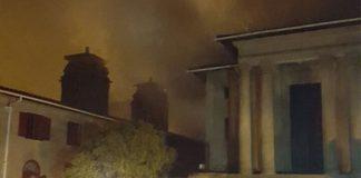 Bloemfontein-City-Hall-protest