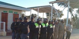 Cross Border Operation between South Africa and Botswana Photo: SAPS