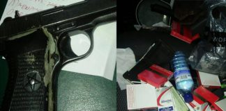 Crime intelligence unit swift action results in two arrest Photo: SAPS