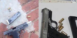 Operational successes in the fight against trio crimes Photo: SAPS