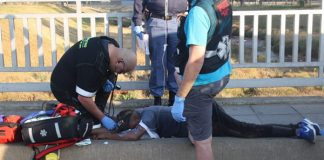 Two suspects arrested after armed robbery in Alberton Photo: SAPS