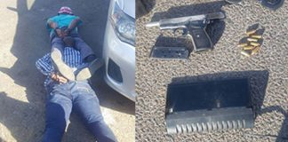 Limpopo Police intercepts 'trio crime' syndicate. Photo: SAPS
