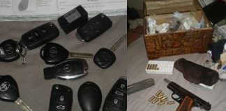 Massive man hunt launched for a possible trio crime syndicate Photo: SAPS