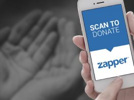 You can now donate to charity with your smartphone