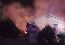 15 Treated after fire breaks out in flats Photo: Arrive Alive