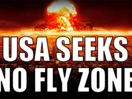 The US Continue to Seek No-fly Zones in Syria? Photo: insidesyriamc.com
