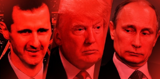 Shifting Priorities - US Ready to Leave Assad in Power