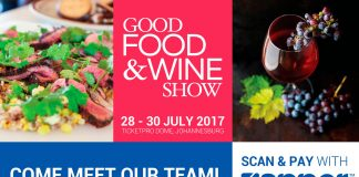 Get Zapping at the Good Food and Wine Show 2017
