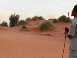 Khomani Cultural Landscape Photo: EWN