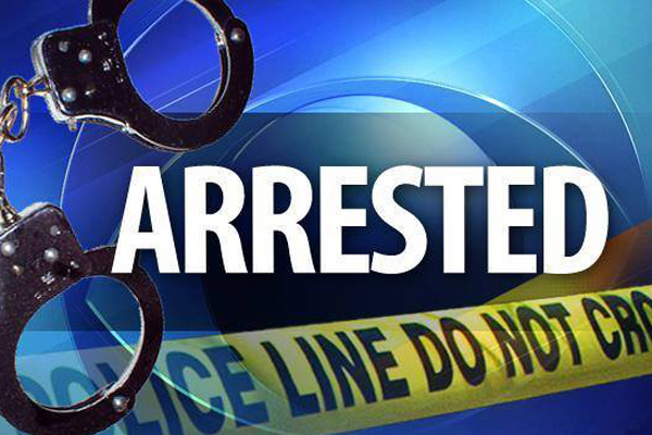 High speed chase, revolver recovered, one arrested