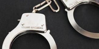Theft of motor vehicle suspect arrested, Elliot