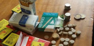 Eight suspects arrested for drug dealing Photo : SAPS