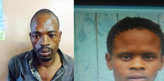 Police launch manhunt for two escapees Photo : SAPS