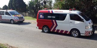 Man left seriously injured after apparent hijacking. Photo : Arrive Alive
